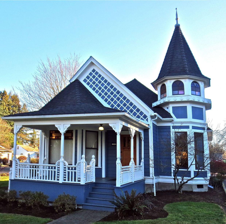 House-in-Salem,-Oregon-was-