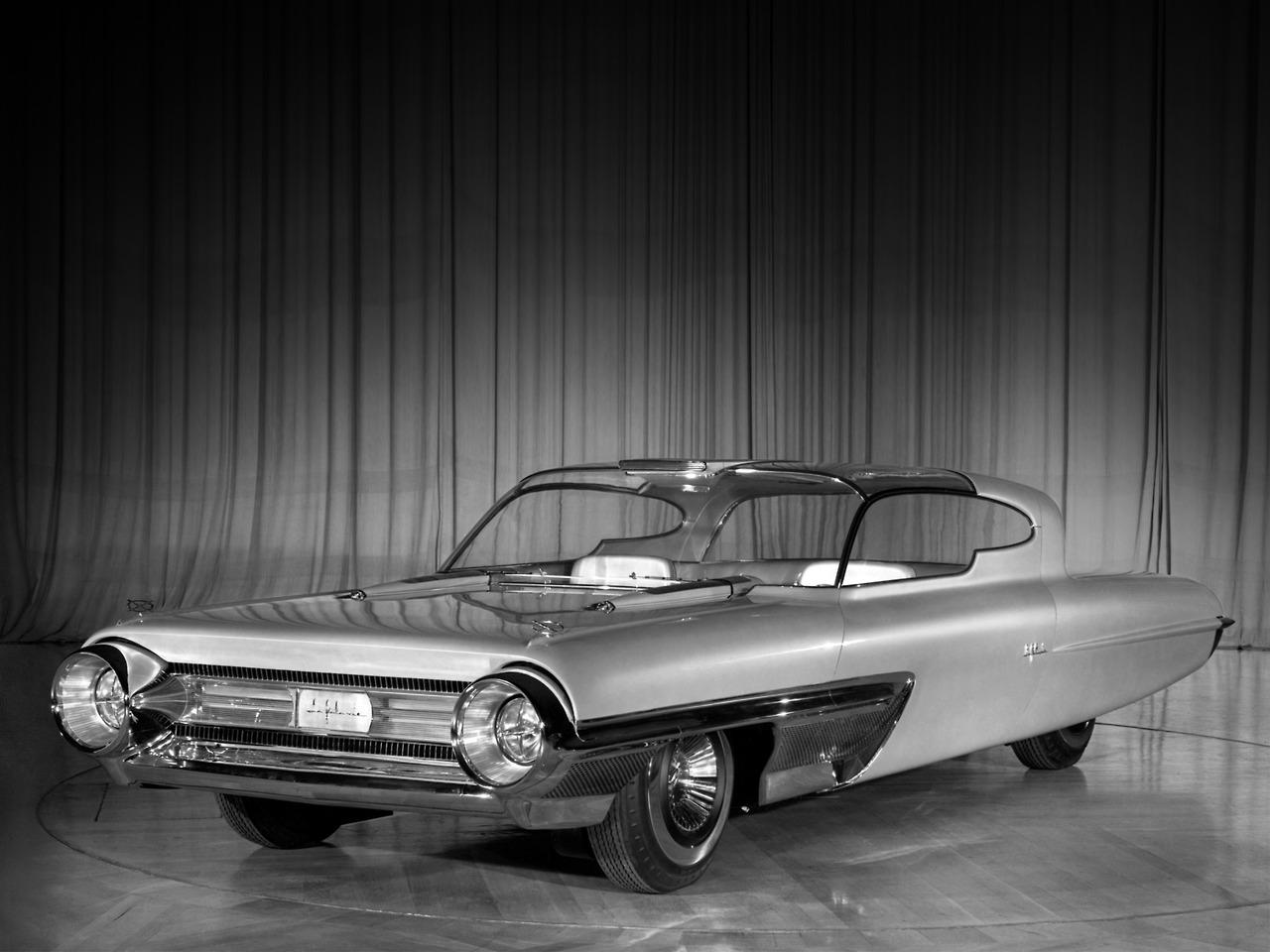 1958 Ford La Galaxie Concept