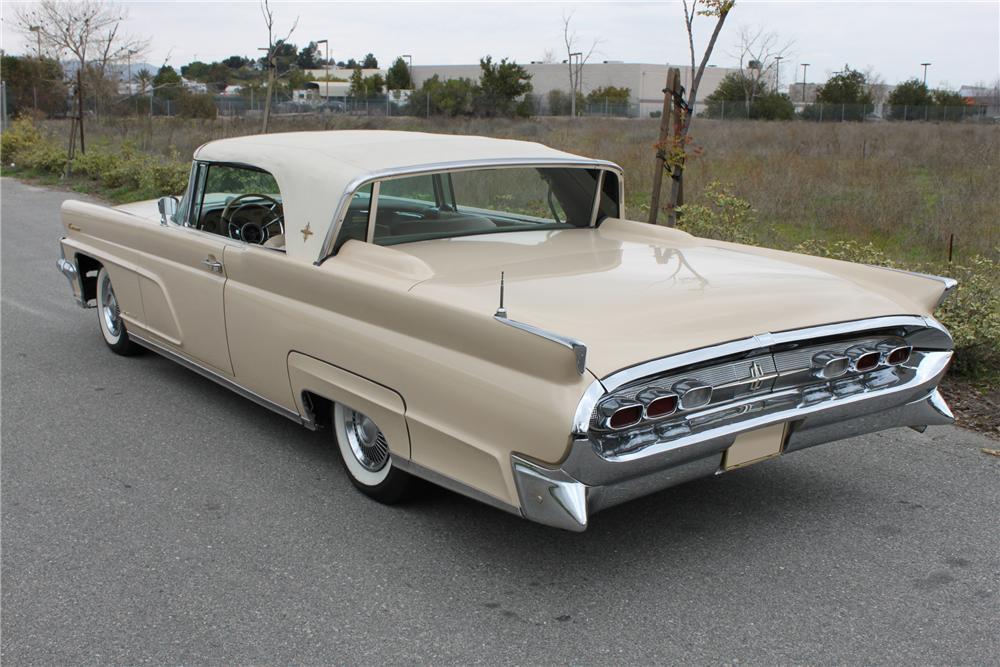 1959 Lincoln Continental Convertible бред