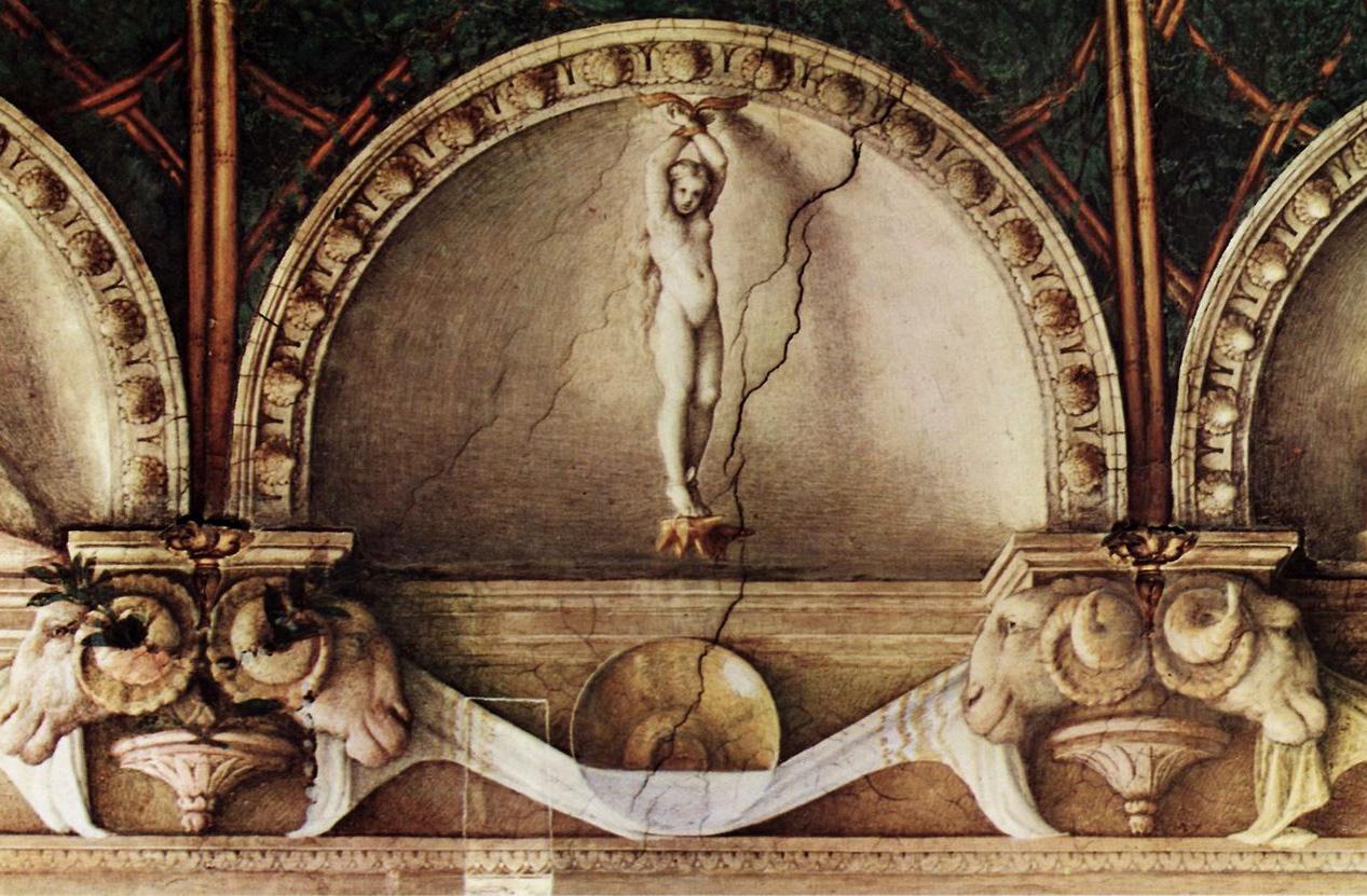 фреска 1519 г