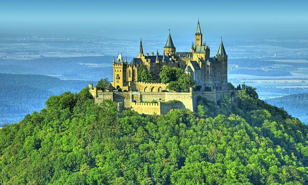 Burg Hohenzollern нач 11 в