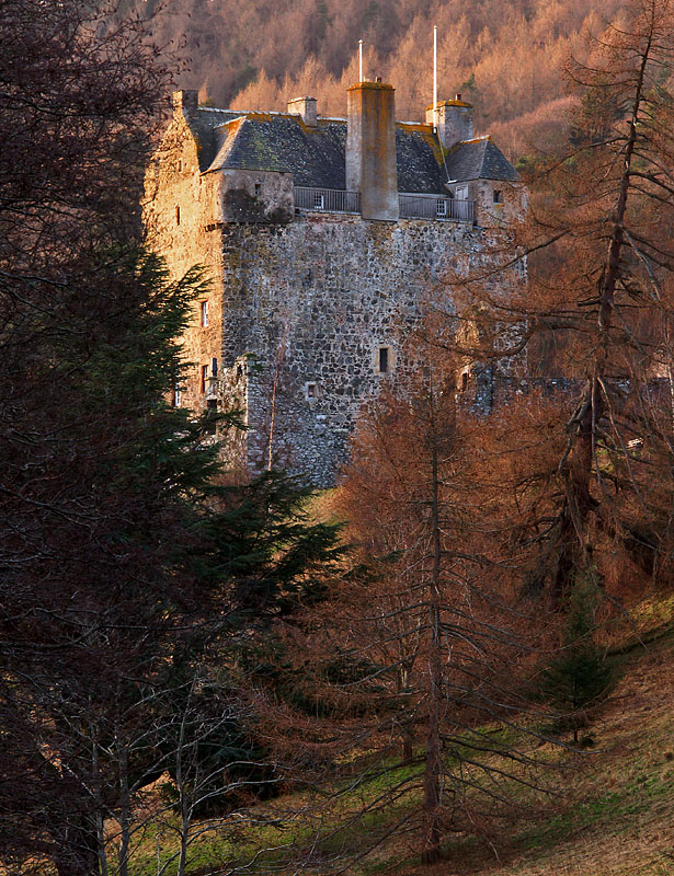 Neidpath Castle, Scotland