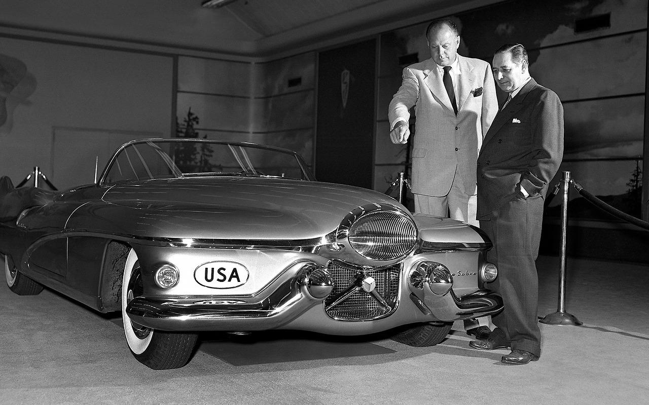 1951 Buick Le Sabre Concept 1