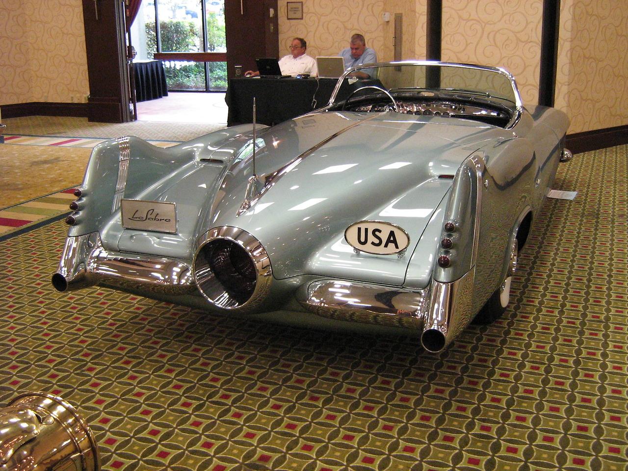 1951 Buick Le Sabre Concept 2