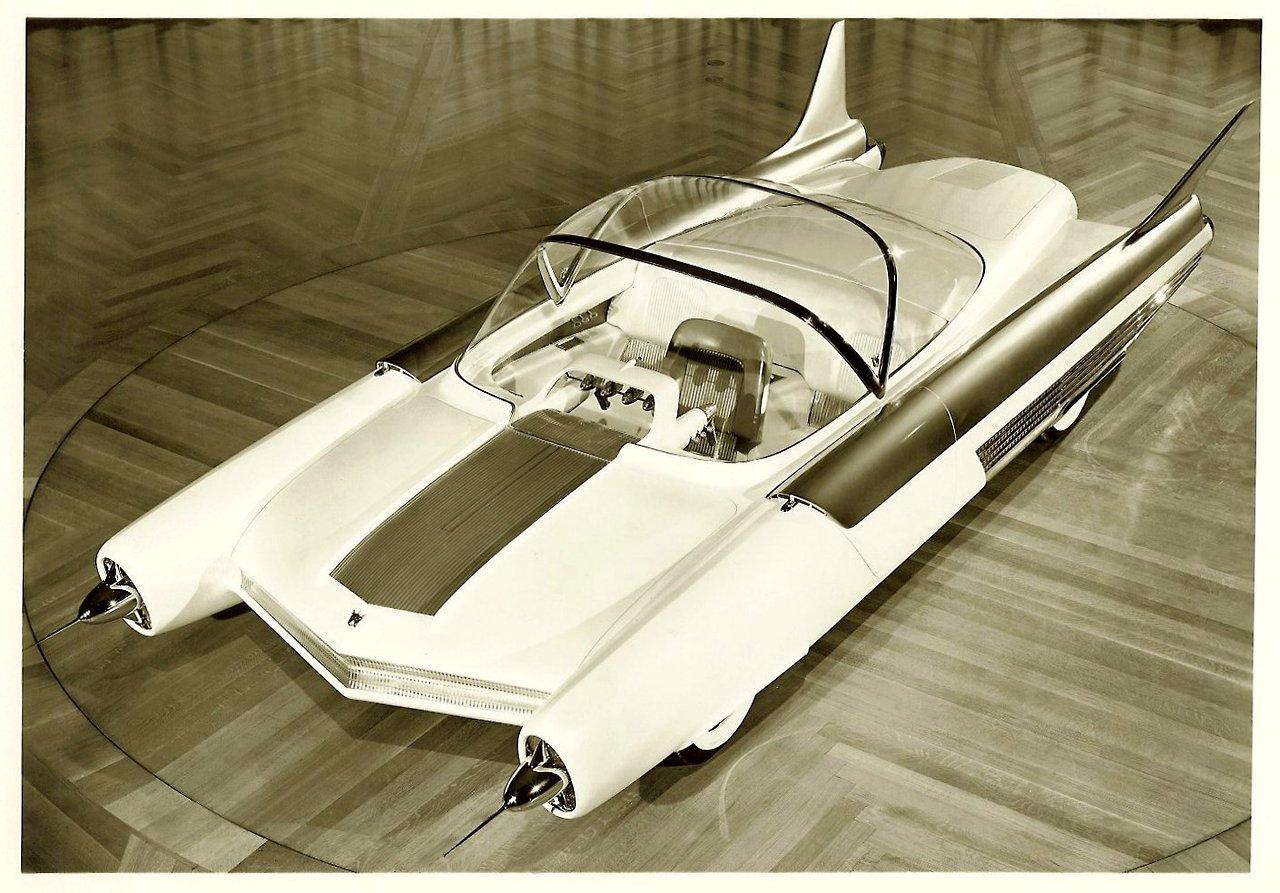 1954 Ford FX Atmos Concept Car 2