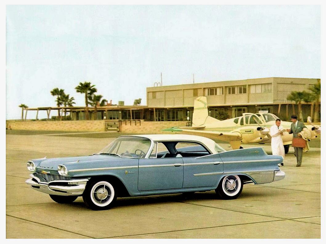1960 Dodge Matador hardtop