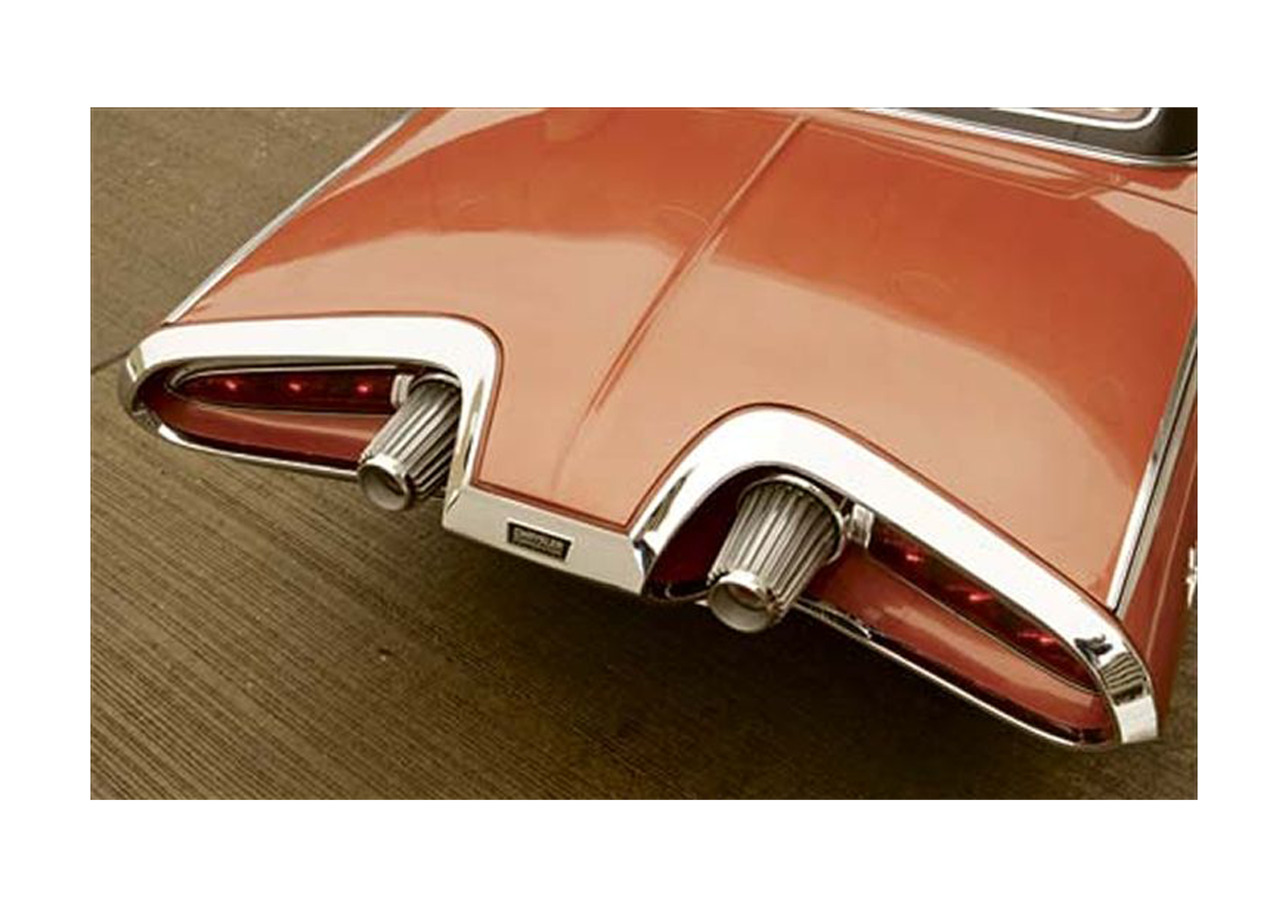 Chrysler Turbine - 1962