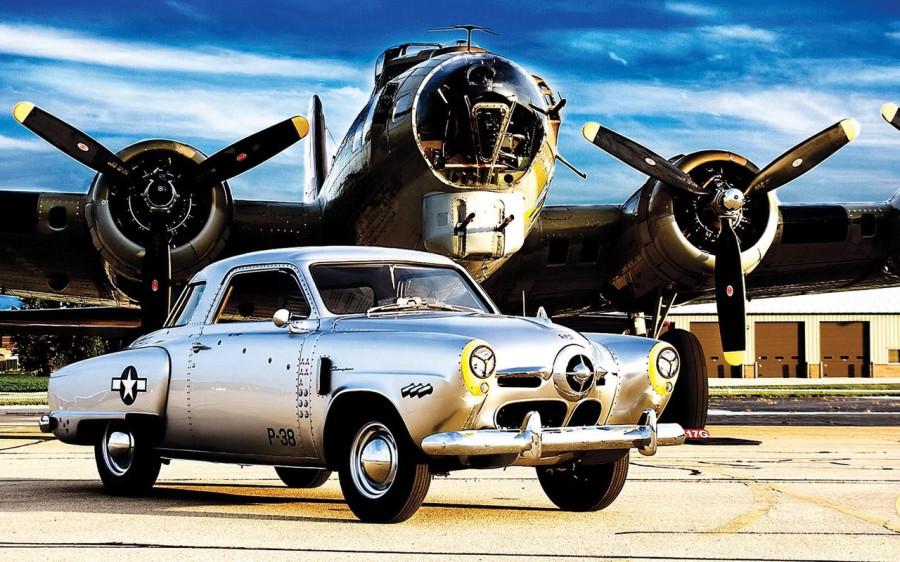 studebaker commander state starlight coupe