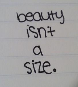 красота размер