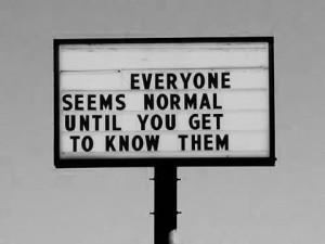 пока не узнаешь ближе