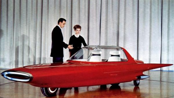 концепт форд гирон