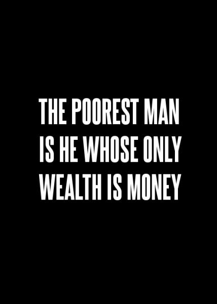 только деньги