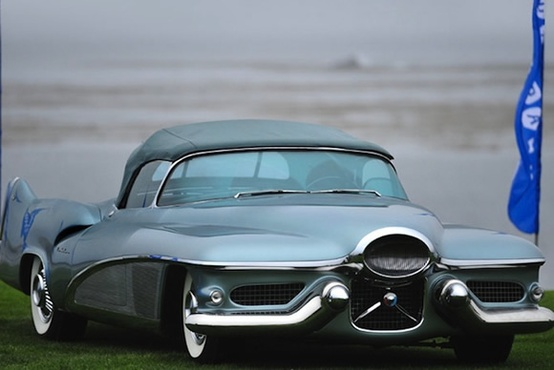 1950 Buick Le Sabre Concept