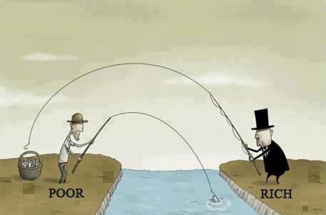 бедный и богатый