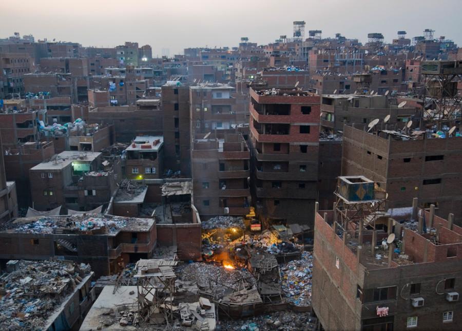 ordinary arab city