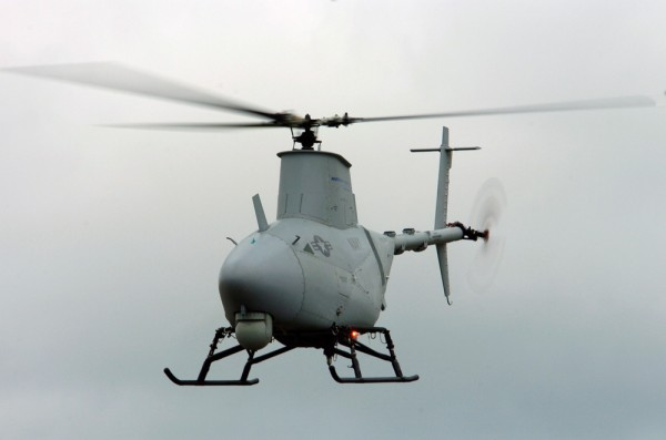 вертолет беспилотник