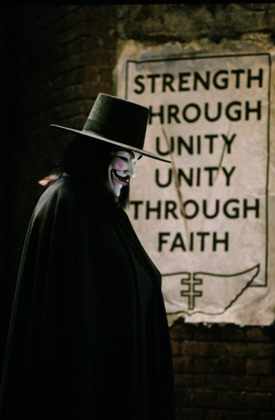 V means vendetta