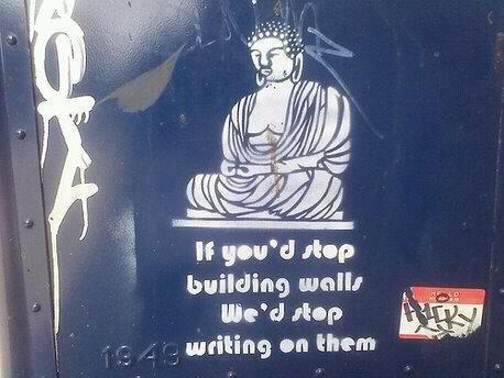 перестаньте строить заборы