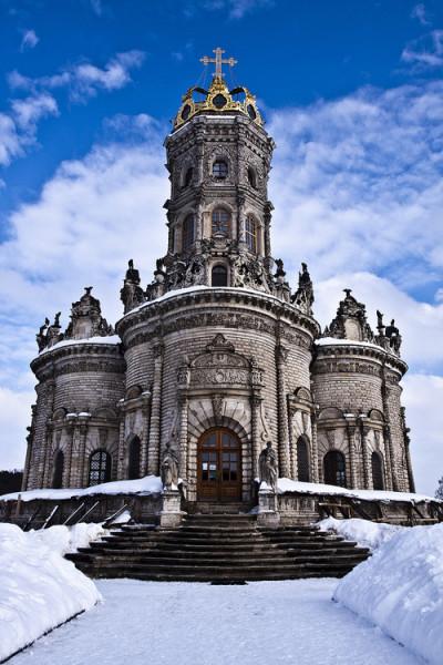 знаменская церковь подольск