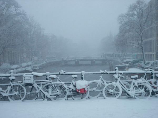 амстердам завалило