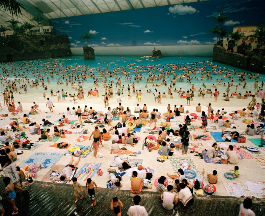 аквапарки любят только больные люди