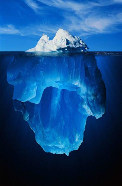 принцип айсберга