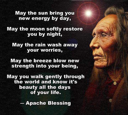заклинание апачей