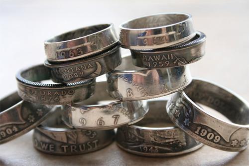 памятные кольца