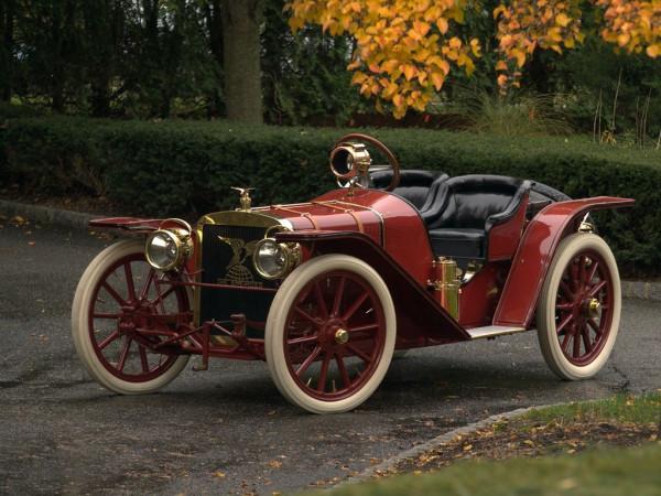 Cadillac 1907