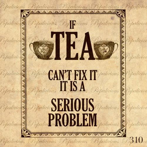 если не чай