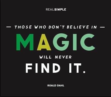 кто не верит в магию