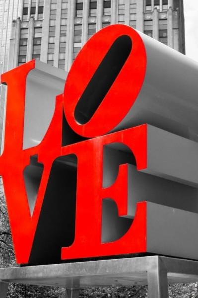 стрит-арт любов
