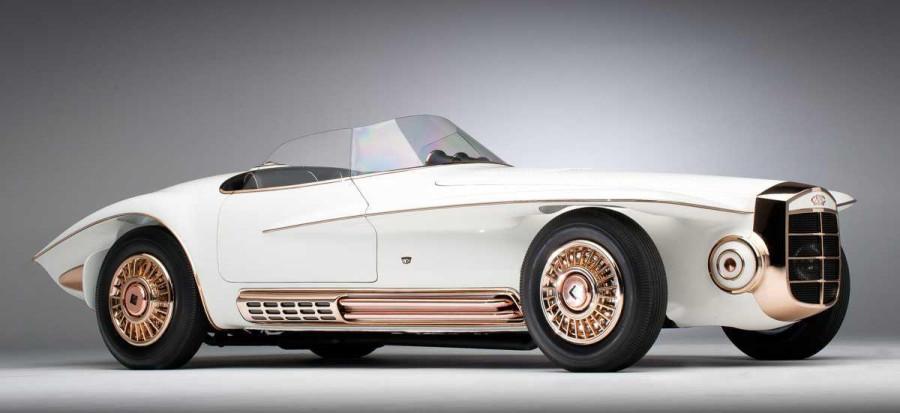 1965 Shelby Mercer Cobra roadster