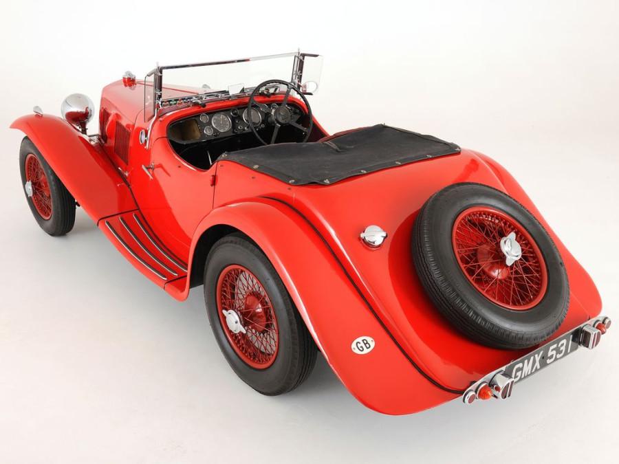 Aston Martin 1937