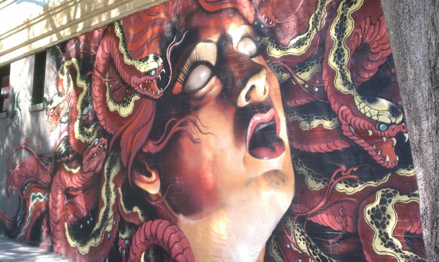стрит-арт в Сан-Франциско
