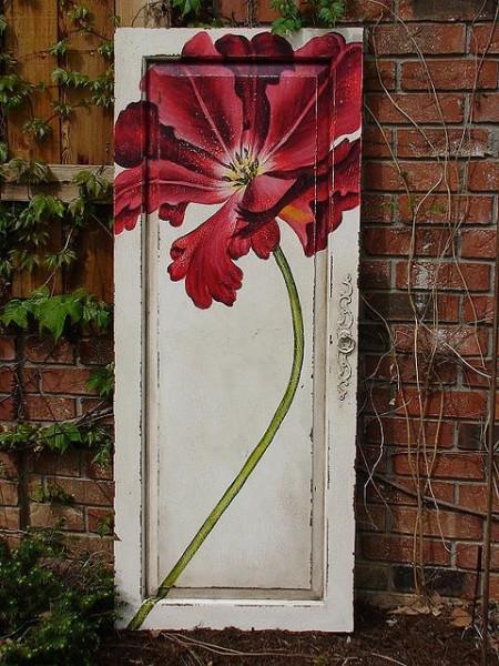 дверь с помойки отдельно