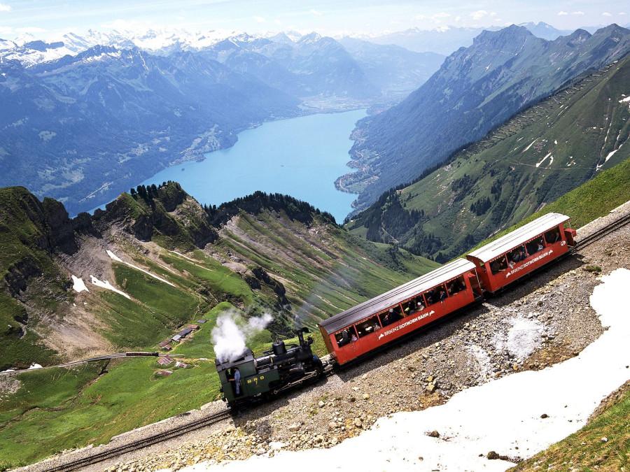 Brienz Rothorn-Bahn, Switzerland