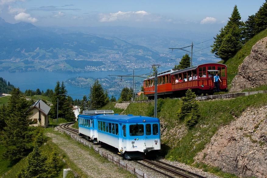 И Швейцария