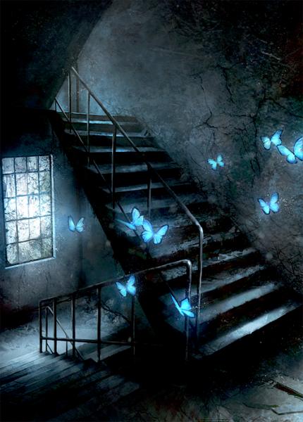 лестница анти