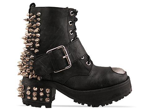 панк обув