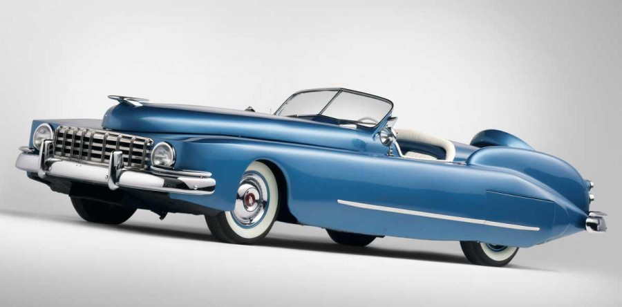 1950 Mercury Bob Hope Special concept