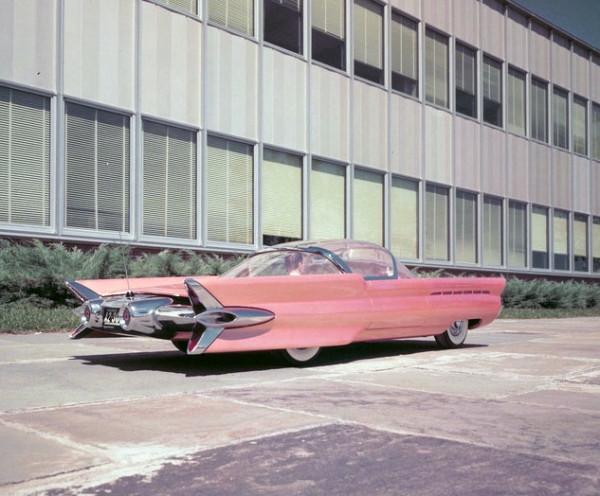 1955 Ford La Tosca