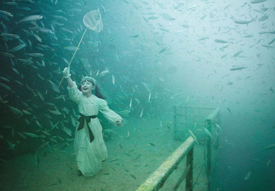 привидение Титаника