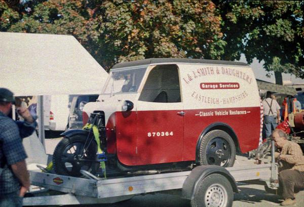 1949 Reliant 8 cwt van