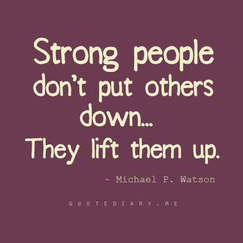 сильные люди