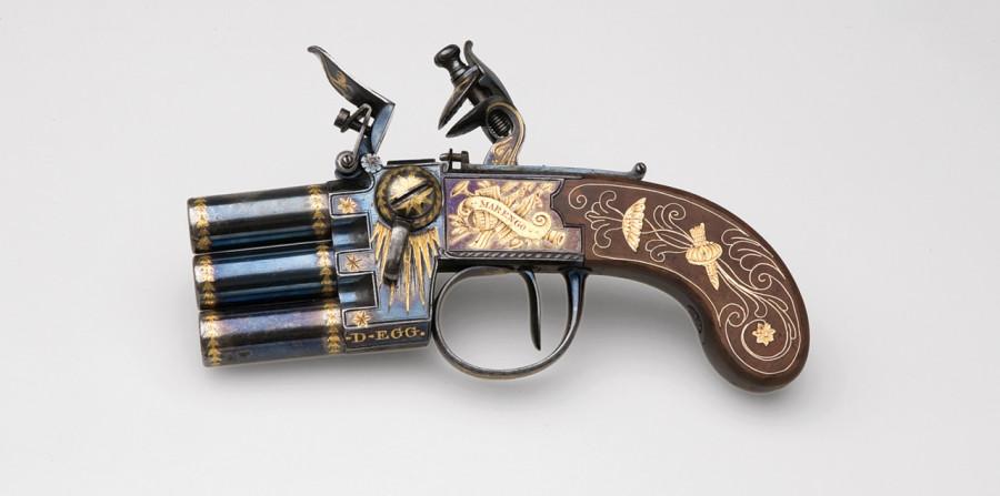 пистолет Наполеона Бонапарта