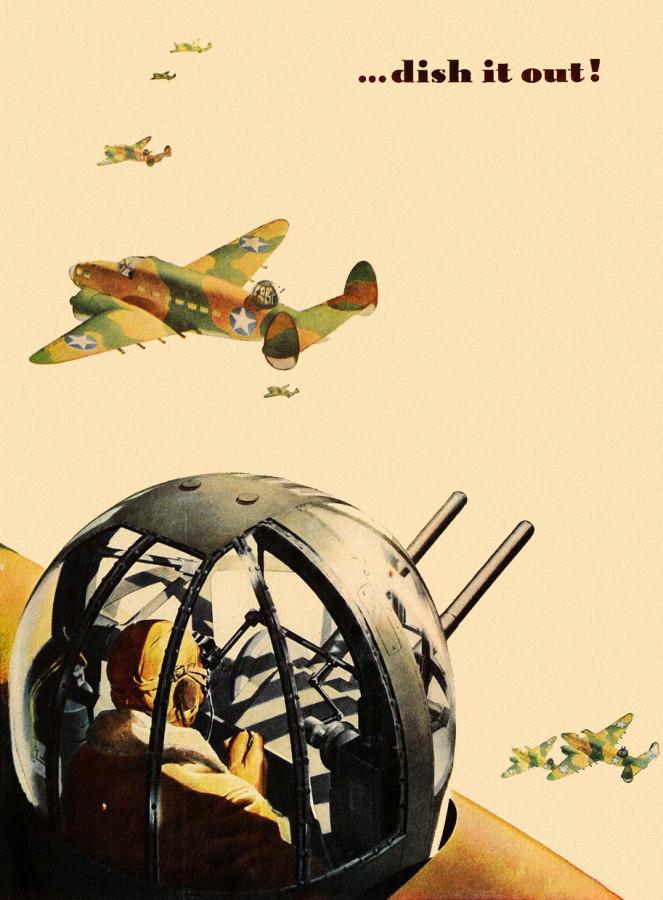 реклама Локхид 1942