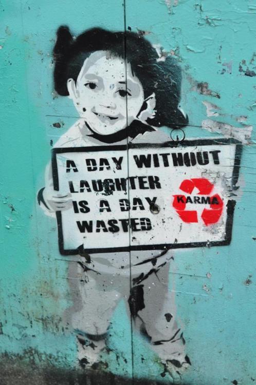 день без смеха