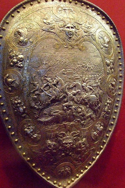 Parade Shield of Henry II, King of France (1547-1559)