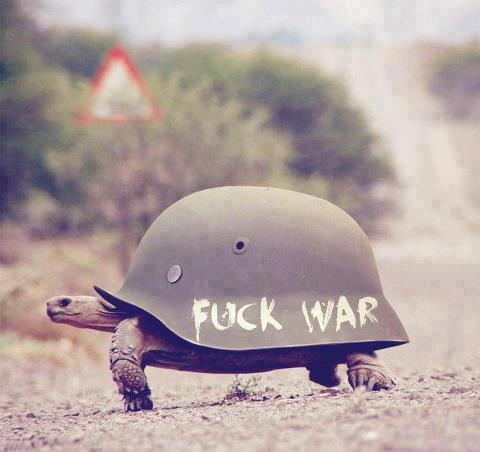 долой войну